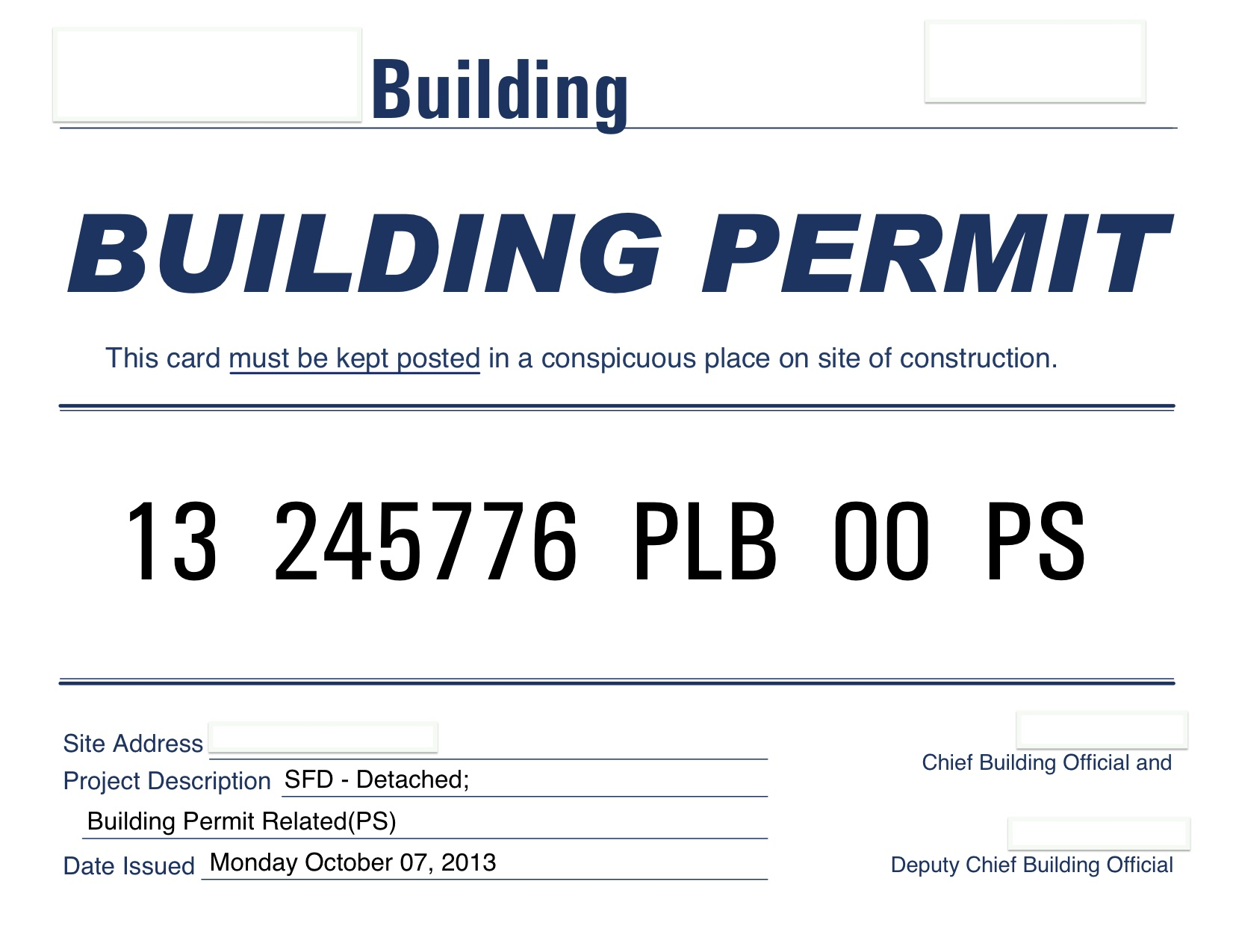 How Old Can A Survey Be For A Building Permit