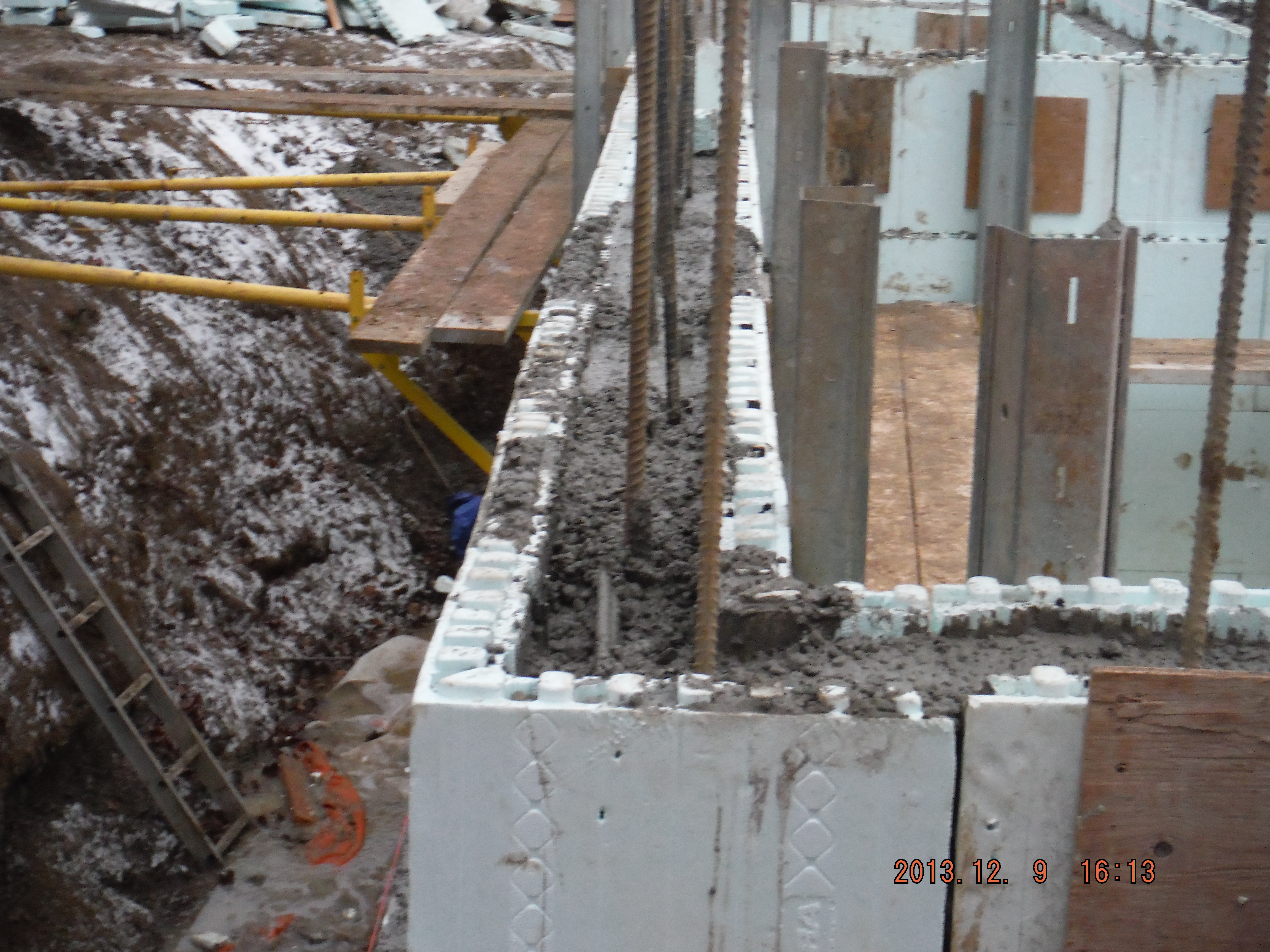 404 not found for Poured concrete foundation walls
