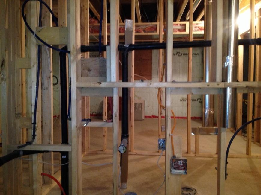 Pex Building Our Dream Home
